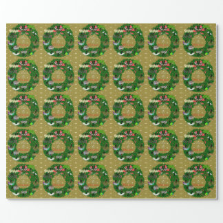 Twelve Days of Christmas Wrapping Paper