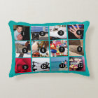 Twelve of Your Photos to Make Your Own Gift Easily Decorative Pillow