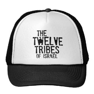 Twelve Tribes Of Israel Trucker Hat