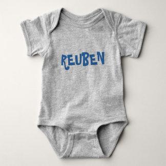 Twelve Tribes: Reuben baby shirt