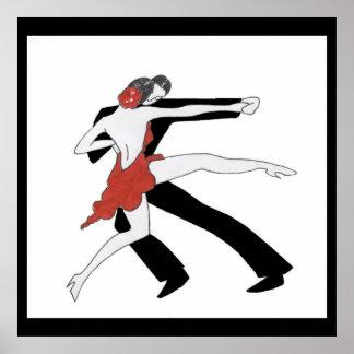 Twenties Tango Poster