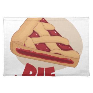 Twentieth February - Cherry Pie Day Placemat