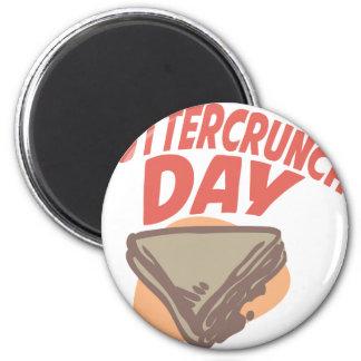 Twentieth January - Buttercrunch Day Magnet