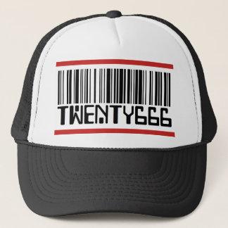 TWENTY666 TRUCKER HAT