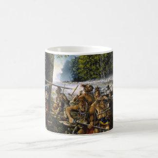 Twenty Brave Men by Jackson Walker Coffee Mug