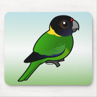 Twenty-eight Parrot Mouse Pad