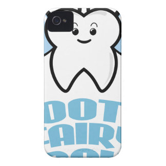 Twenty-eighth February - Tooth Fairy Day Case-Mate iPhone 4 Case