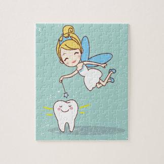 Twenty-eighth February - Tooth Fairy Day Jigsaw Puzzle