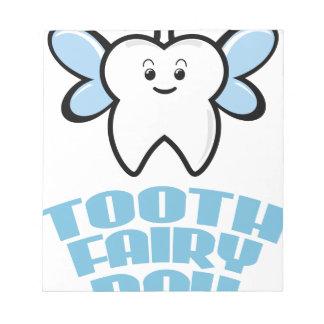 Twenty-eighth February - Tooth Fairy Day Notepad