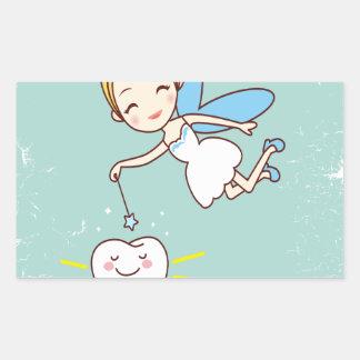 Twenty-eighth February - Tooth Fairy Day Sticker