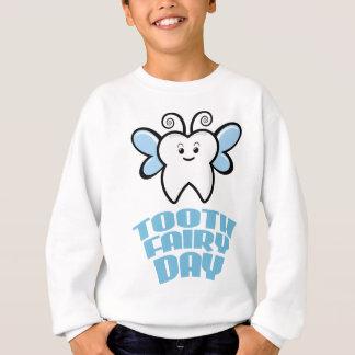 Twenty-eighth February - Tooth Fairy Day Sweatshirt