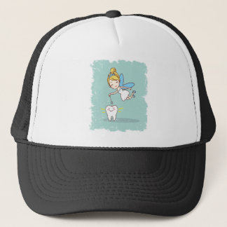 Twenty-eighth February - Tooth Fairy Day Trucker Hat
