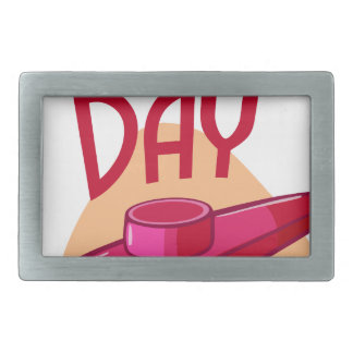 Twenty- fifth January - Irish Coffee Day Belt Buckles
