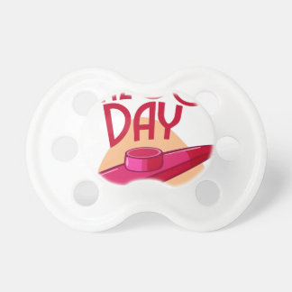 Twenty- fifth January - Irish Coffee Day Pacifier