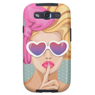 Twenty-first April - Day Of Silence Samsung Galaxy S3 Cover