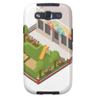 Twenty-first April - Kindergarten Day Samsung Galaxy S3 Covers