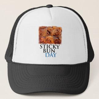 Twenty-first February - Sticky Bun Day Trucker Hat