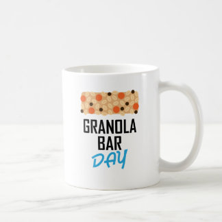Twenty-first January - Granola Bar Day Coffee Mug