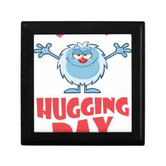 Twenty-first January - Hugging Day Gift Box