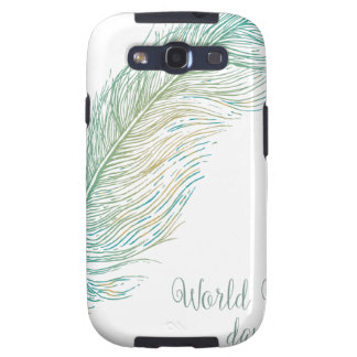 Twenty-first March - World Poetry Day Galaxy SIII Cases
