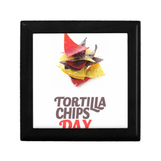 Twenty-fourt February - Tortilla Chip Day Gift Box