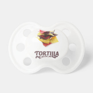 Twenty-fourt February - Tortilla Chip Day Pacifier