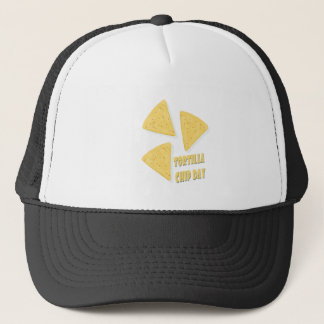 Twenty-fourth February - Tortilla Chip Day Trucker Hat