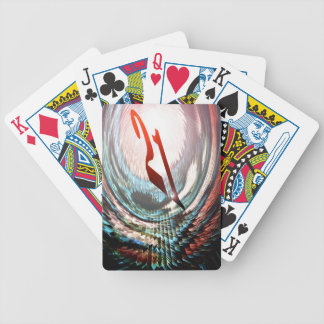 TWENTY-ONE ( 21st  BIRTHDAY ) Bicycle Playing Cards