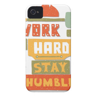 Twenty-second February - Be Humble Day Case-Mate iPhone 4 Cases