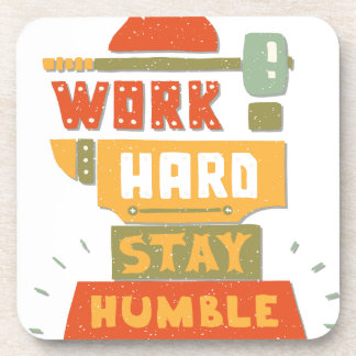 Twenty-second February - Be Humble Day Coaster