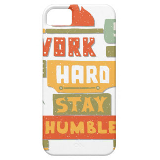 Twenty-second February - Be Humble Day iPhone 5 Cases