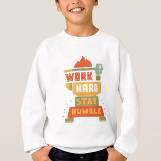 Twenty-second February - Be Humble Day Sweatshirt