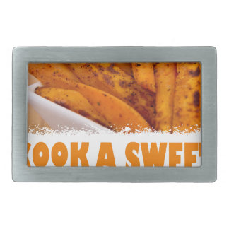 Twenty-second February - Cook a Sweet Potato Day Belt Buckles