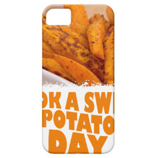 Twenty-second February - Cook a Sweet Potato Day Case For The iPhone 5