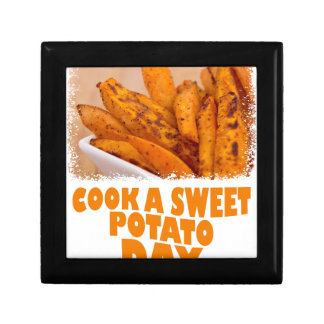Twenty-second February - Cook a Sweet Potato Day Gift Box