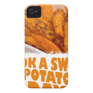 Twenty-second February - Cook a Sweet Potato Day iPhone 4 Cases