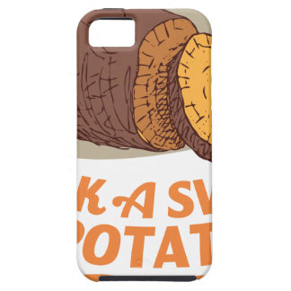 Twenty-second February - Cook a Sweet Potato Day iPhone 5 Case