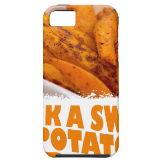 Twenty-second February - Cook a Sweet Potato Day iPhone 5 Cases