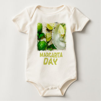 Twenty-second February - Margarita Day Baby Bodysuit