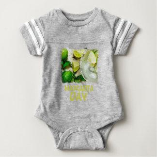 Twenty-second February - Margarita Day Baby Bodysuit