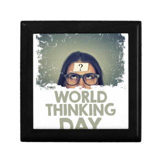 Twenty-second February - World Thinking Day Gift Box