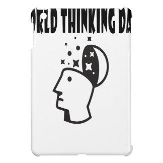 Twenty-second February - World Thinking Day iPad Mini Cover
