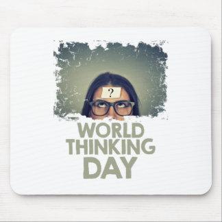 Twenty-second February - World Thinking Day Mouse Pad