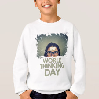 Twenty-second February - World Thinking Day Sweatshirt