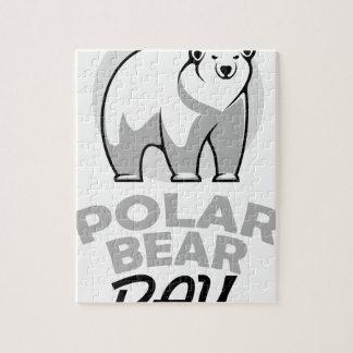 Twenty-seventh February - Polar Bear Day Jigsaw Puzzle