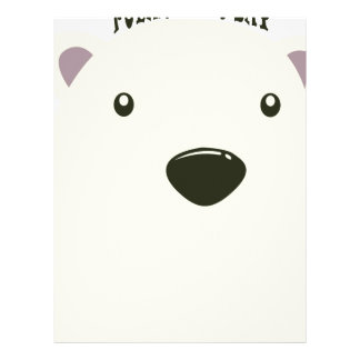 Twenty-seventh February - Polar Bear Day Letterhead