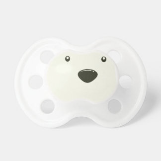 Twenty-seventh February - Polar Bear Day Pacifier