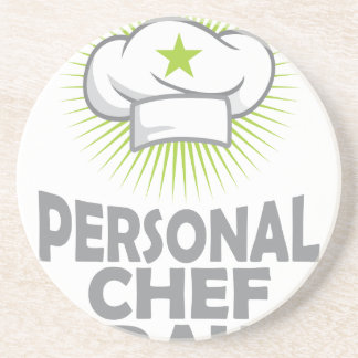Twenty-sixth February - Personal Chef Day Coaster