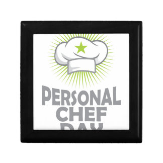 Twenty-sixth February - Personal Chef Day Gift Box