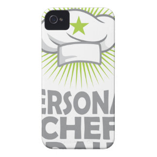 Twenty-sixth February - Personal Chef Day iPhone 4 Case